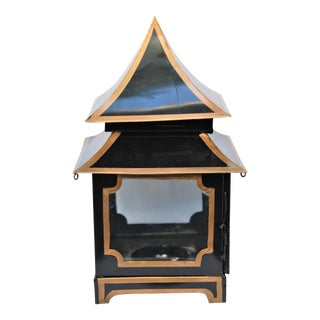 Pagoda Shaped Tea Light Holder