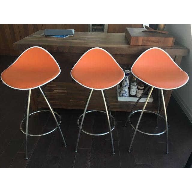 Onda Counter Stools - Set of 3 - Image 2 of 3