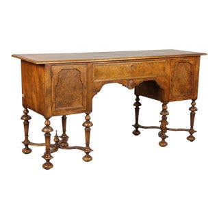 Gracious William & Mary Style Sideboard