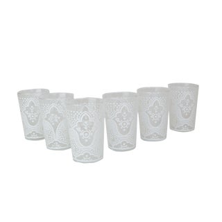 Ei Kef White Tea Glasses - Set of 6