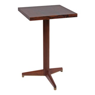 Square Palissandre Occasional Table by Wormley for Dunbar