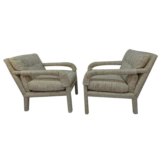 1970s Milo Baughman Parsons Chair - Pair - Image 2 of 7