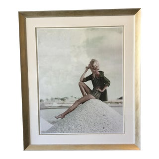Conde Nast Collection - Model on Sand Hill