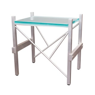 "Pace Collection ""Degree"" Side Table"