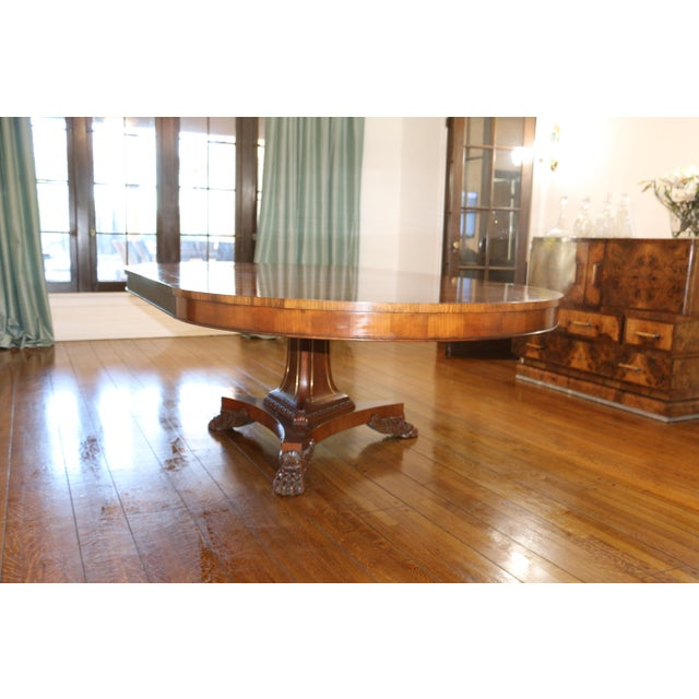 Baker Dining Room Table - Image 5 of 11