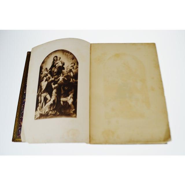 """1896 Antique """"Da Correggio Antonio Allegri Da Correggio His Life, His Friends, And His Time"""" Book - Image 5 of 10"""