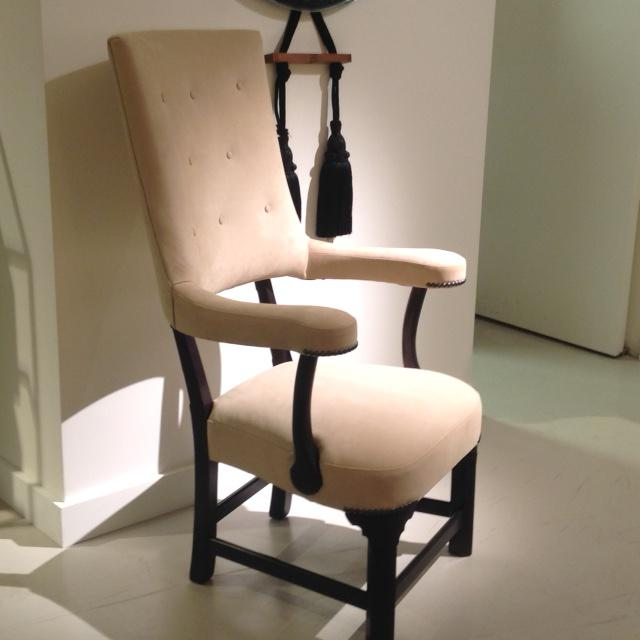 "Truex American Furniture ""The George Chair"" - Image 3 of 4"