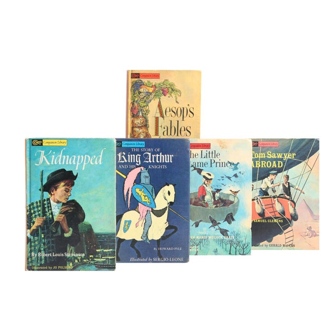 Image of Children's Companion Library Classic Books - Set of 12