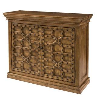 Sarreid LTD Talavera Walnut Cabinet