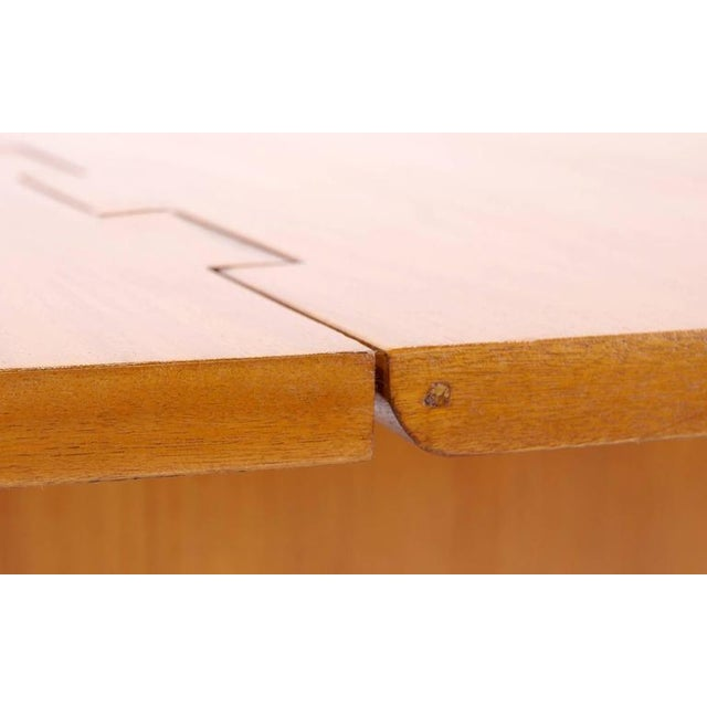 George Nelson for Herman Miller Gate Leg Dining Table Excellent - Image 7 of 10