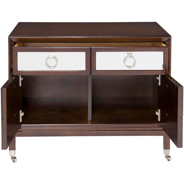 Vanguard Contemporary Alister Walnut Chest - Image 3 of 3