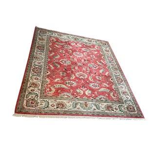 Karastan Ashara Red Area Rug - 8′8″ × 10′