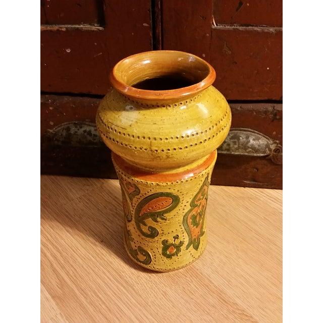 Rosenthal-Netter Italian Ceramic Vase - Image 3 of 6