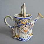 Image of French Handpainted Watering Can