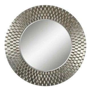 Erdos + Ko Home Silver Capri Mirror