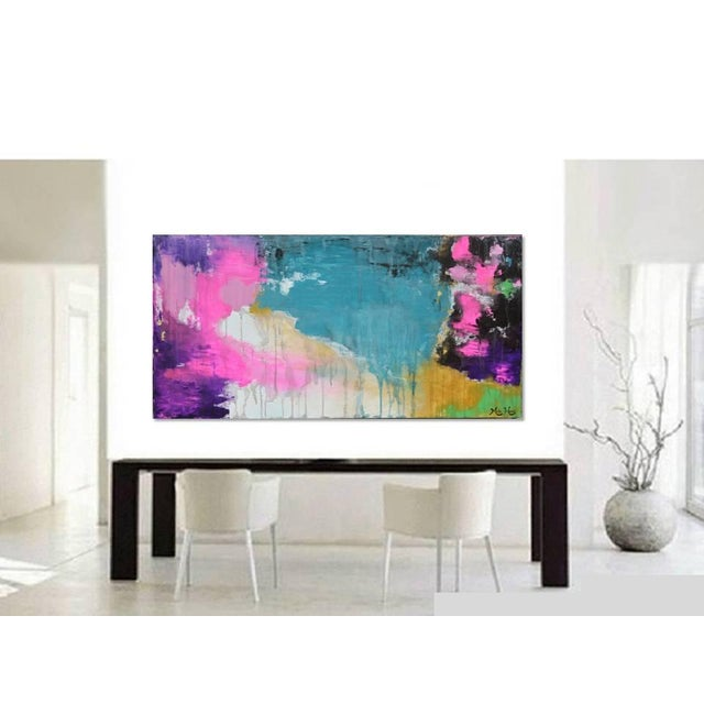 Contemporary Abstract Painting by Mistie House - Image 7 of 10