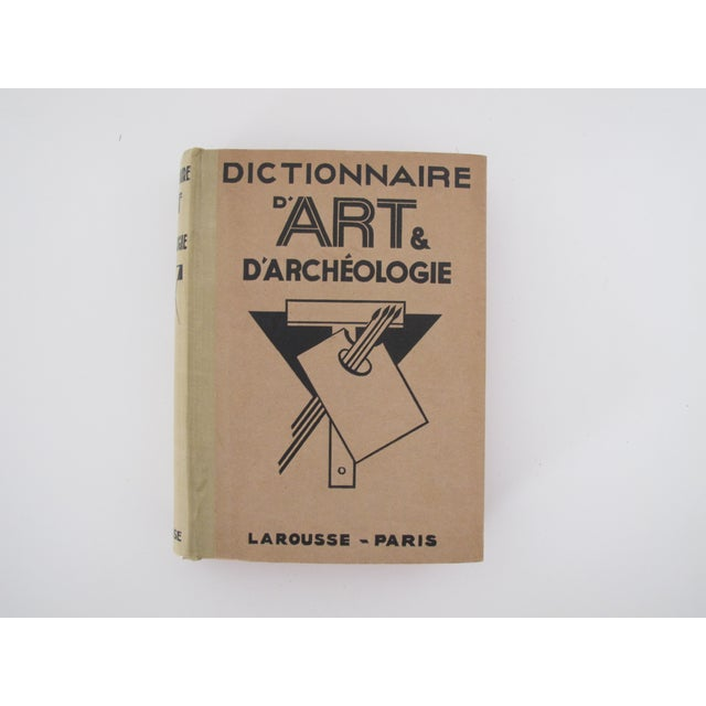 Dictionnaire D'Art & D'Archeologie - Image 2 of 6