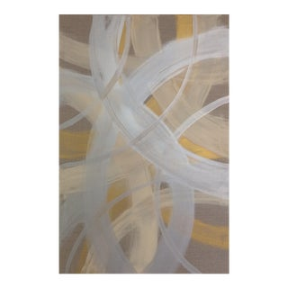 'CELESTiNE' original abstract painting by Linnea Heide