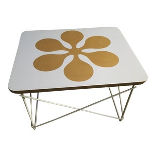 Limited Edition Eames House Ind. Ltr Side Table