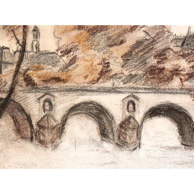 Vintage Paris Artwork - Image 2 of 3
