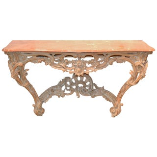 18th Century French Louis XV Console