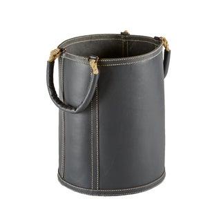 Selamat Designs Adirondack Round Gray Log Bag
