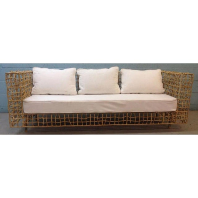 Kenneth Cobonpue Yin Yang Sofa Chairish