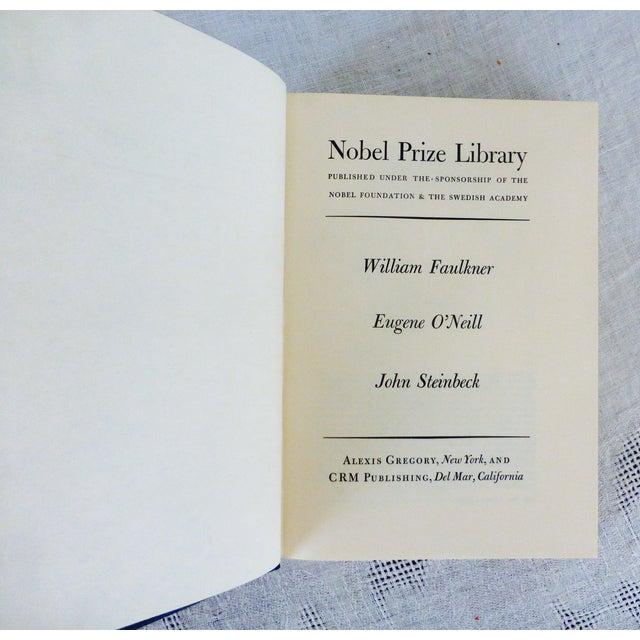 Nobel Prize Library, Faulkner, O'Neill, Steinbeck - Image 3 of 9