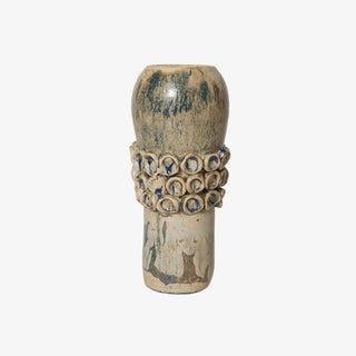 """""""Huellas"""" Ceramic Vase by Gabriela Valenzuela-Hirsch"""