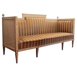 19th Century Gustavian Sofa