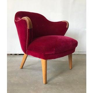 """Flemming Lassen """"Easy Chair"""" for Jakob Kjaer/ 1940"""