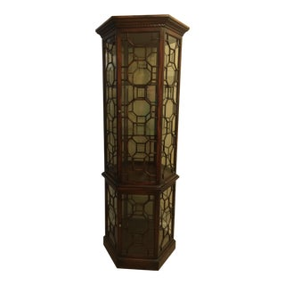 Made in Italy Curio Cabinet