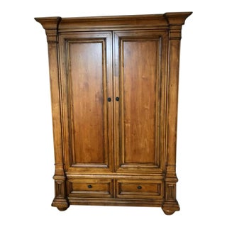 Century Wood Cabinet