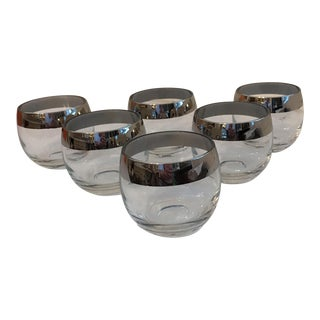 Dorothy Thorpe Roly Poly Glasses- Set of 6