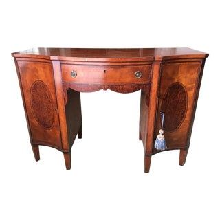 Antique Royal Furniture Desk by Robert W. Irwin