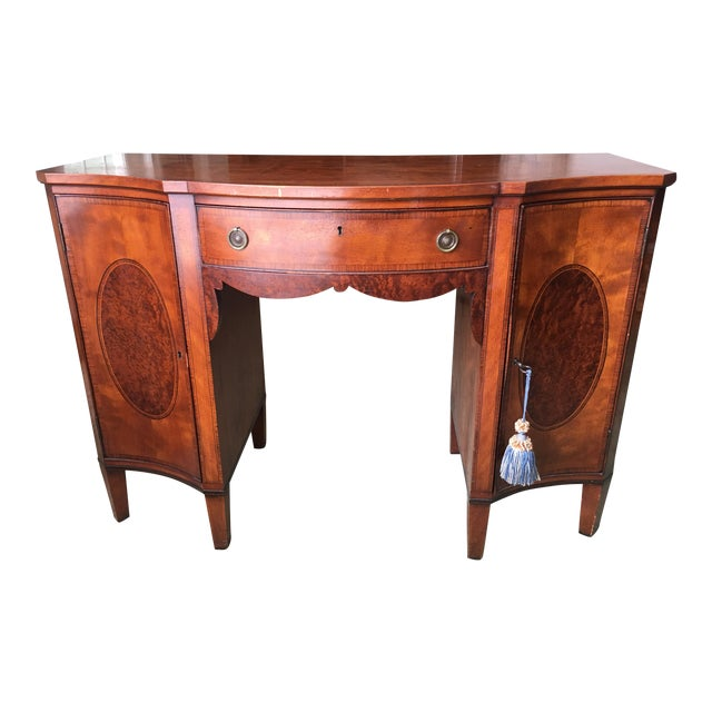 Image of Antique Royal Furniture Desk by Robert W. Irwin