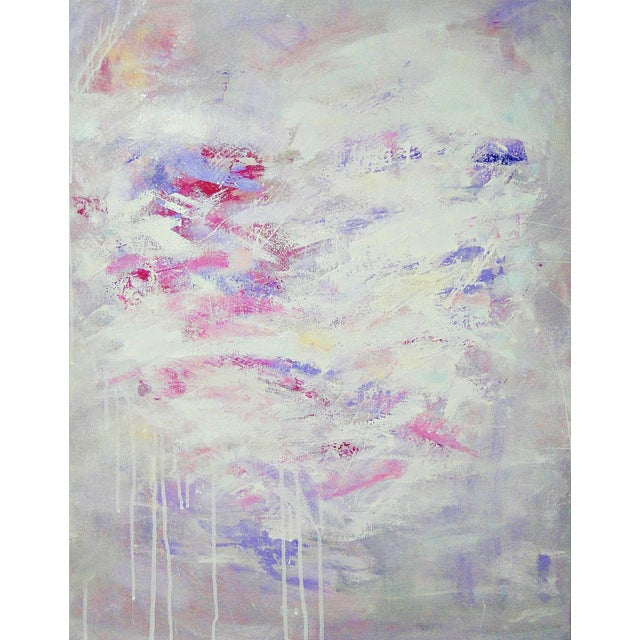 "ArtSeya ""Love Me No.2"" Original Painting - Image 1 of 2"