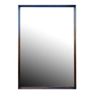 Mid-Century Modern Minimalist Mirror