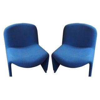 Giancarlo Piretti Chairs - A Pair