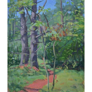 Stephen Remick Painting of a Path