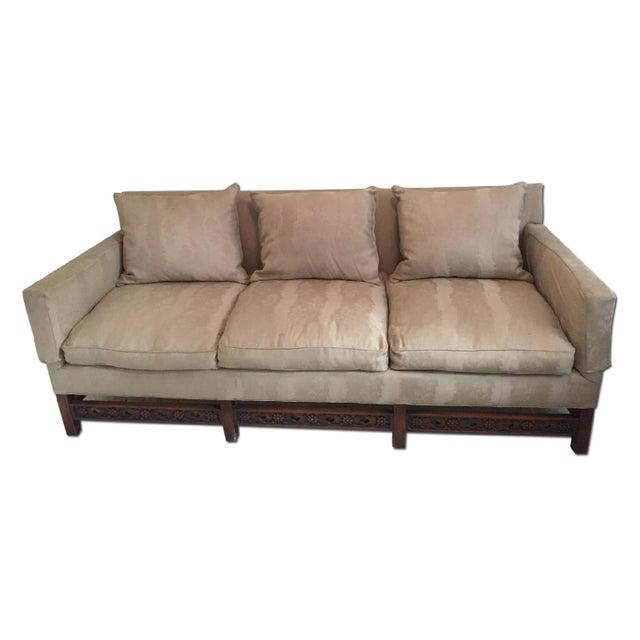 19th-Century English Sofa - Image 1 of 9