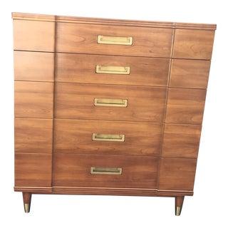 Mid-Century Widdicomb Tall Dresser