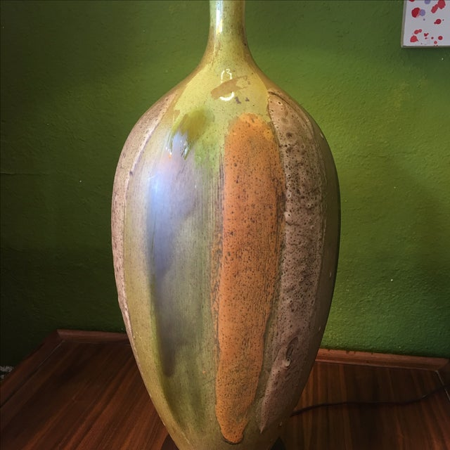 Lava Glaze Table Lamp - Image 3 of 4