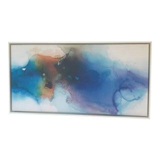 Larson-Juhl Framed Abstract Art