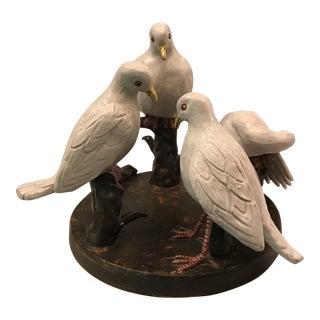 Vintage Italian Porcelain Figurine