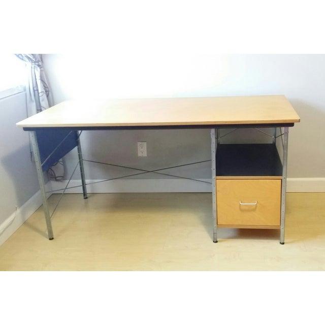 Original Eames Desk Unit From Herman Miller - Image 5 of 8
