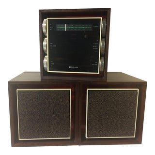 Space Age Three Piece Craig 1504 Stereo
