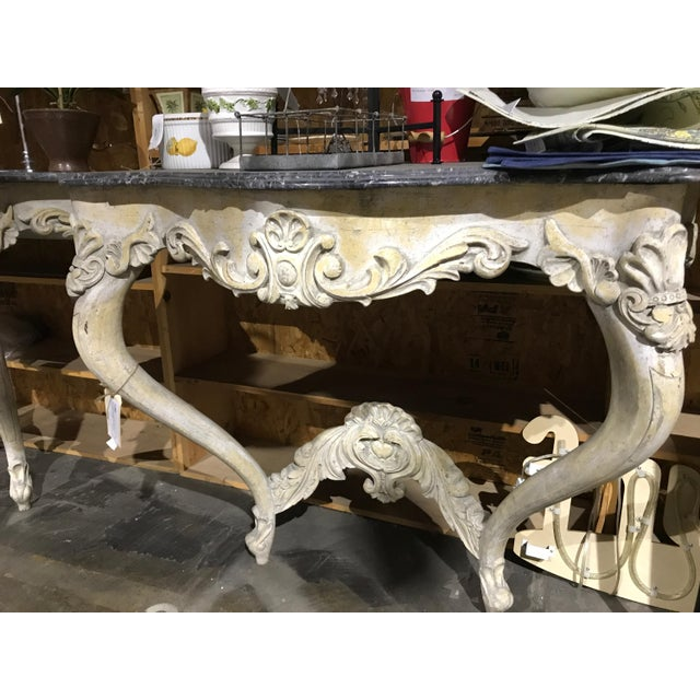 Italian Console Tables - A Pair - Image 7 of 10