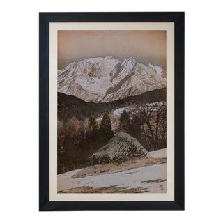 Sarreid Ltd. Mountain Giclee Print
