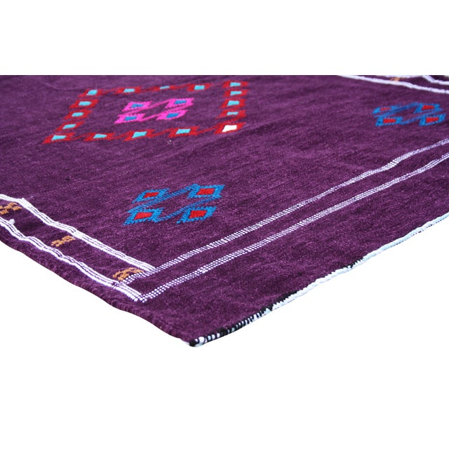 Moroccan Rug, 5'1'' X 3'1'' - Image 2 of 3
